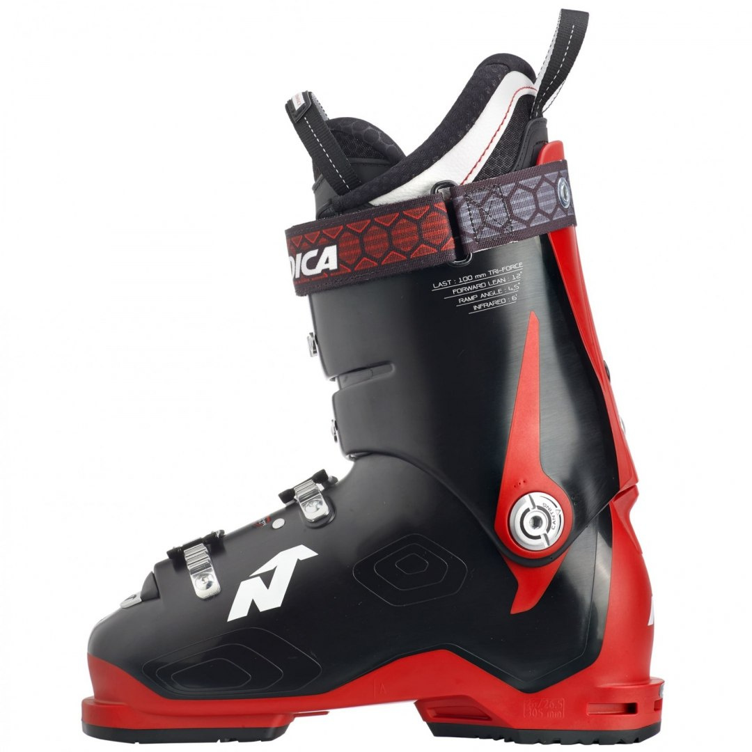 Buty Nordica 19/20 Speedmachine 110 blk/red/wh