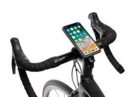 POKROWIEC TOPEAK 19 RIDECASE IPHONE XS MAX BLK GRY